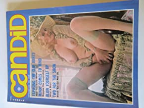 CANDID-SEPTEMBER 1975-ADULT BUSTY MAGAZINE