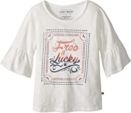Lucky Brand Kids - Audrey Graphic Tee (Little Kids)