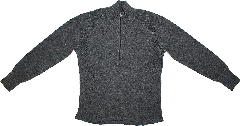 Eddie Bauer Ladies' Half Zip Pullover