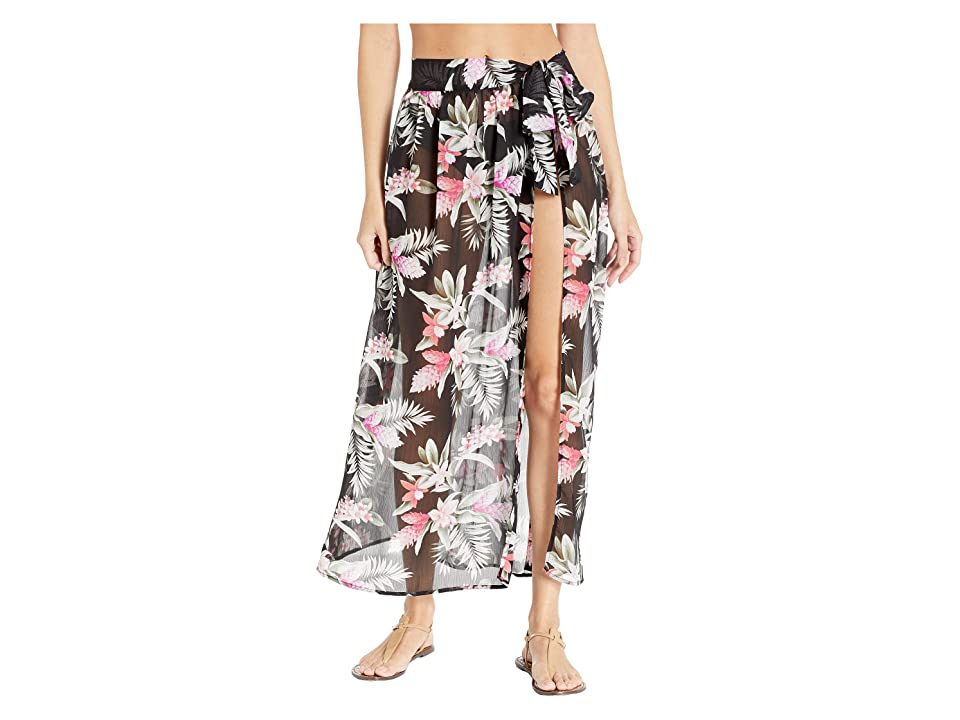 Tommy Bahama - Tommy Bahama Gingerflower Tie Sarong Skirt