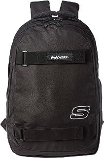 Skechers Fashion Backpack, Unisex - Black