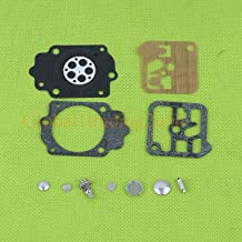 FidgetKute Carburetor Rebuild Kit Kits Fit Tillotson HK RK32HK RK34HK STIHL 034 038