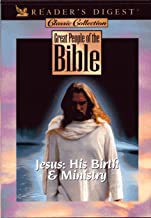 Jesus: His Birth & Ministry (Great people Of The Bible)