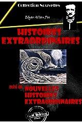 Histoire extraordinaires (suivi de Nouvelles histoires extraordinaires): édition intégrale Format Kindle