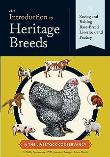 heritage breed animals