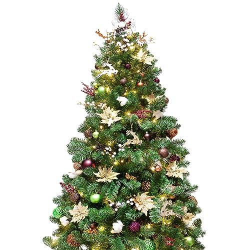 Natural Christmas Tree Decorations.Natural Christmas Trees Amazon Com