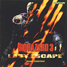 Resident Evil 3 Nemesis Original Soundtrack