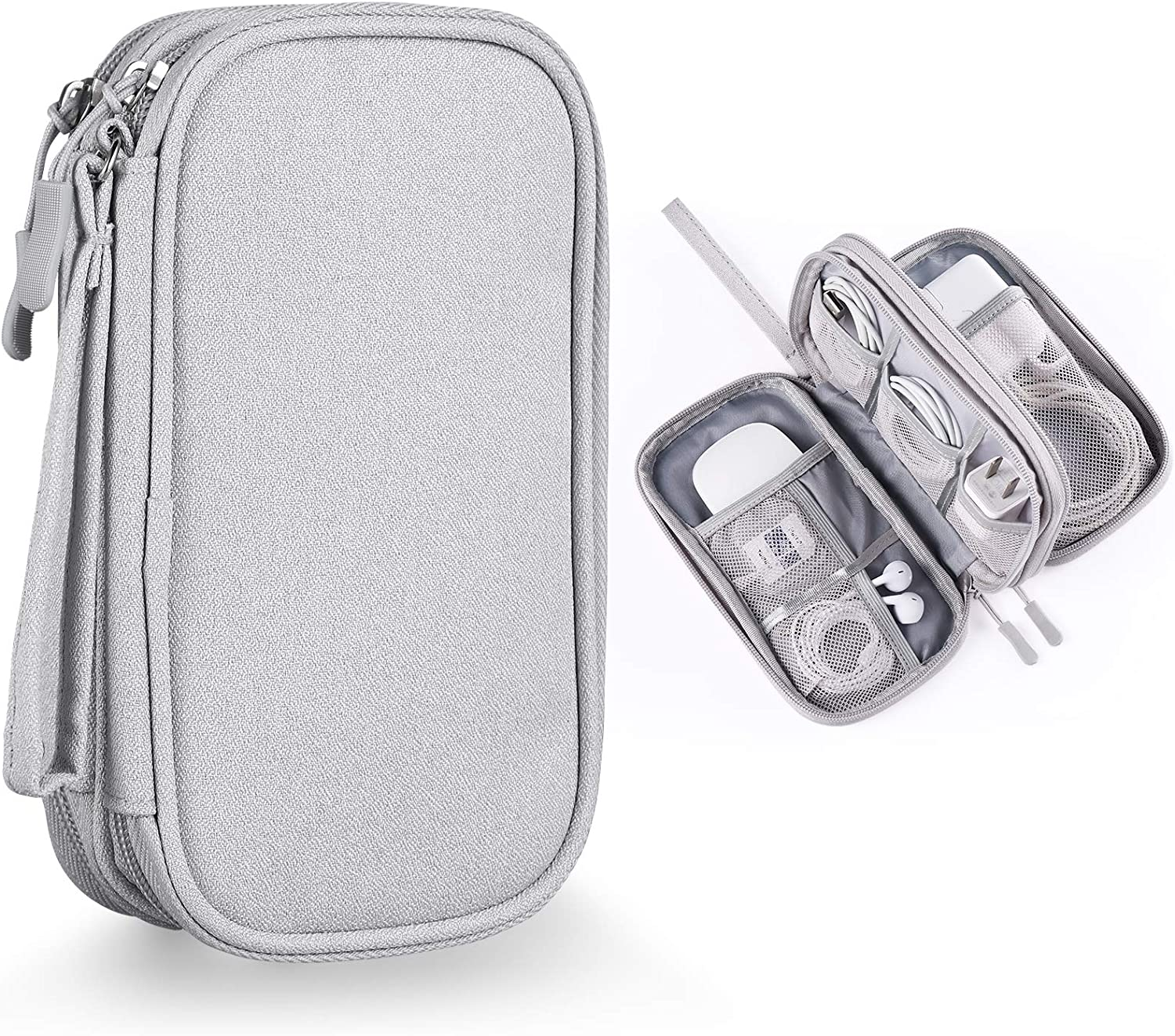 excellence Bevegekos Cable and Charger Organizer Bag Case Travel Pouch for Virginia Beach Mall
