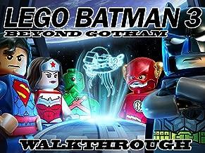 Clip: Lego Batman 3 Beyond Gotham Walkthrough