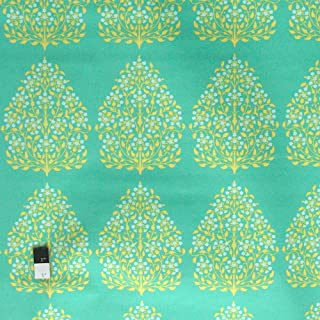 Amy Butler SAAB001 Lark Sateen Henna Trees Grass Cotton Home Dec Fabric By Yard