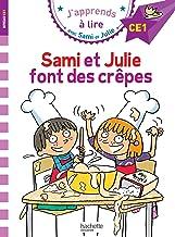 Livres Sami et Julie CE1 Sami et Julie font des crêpes PDF