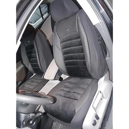 Walser Sitzbezug Robusto Schonbezug Kompatibel Mit Mercedes C Klasse Baujahr 07 2013 Heute 2 Einzelsitzbezüge Für Normalsitze Auto