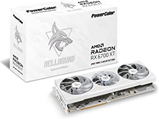 POWERCOLOR AMD Radeon RX6700XT搭載 グラフィックボード GDDR6 12GB 【国内正規代理店品】 AXRX 6700XT 12GBD6-3DHLV2