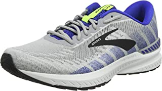 Brooks Australia Men's Ravenna 10 Road Running Shoes, Alloy/Blue/Nightlife