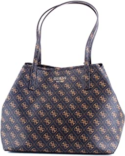 Luxury Fashion | Guess Womens HWQL6995230BROWN Brown Tote | Fall Winter 19