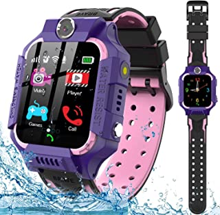 [SIM Card Include] Smart Watch for Kids - Kids Smart Watch Phone for Boys Girls with Touch Screen Games Music Player Alarm...