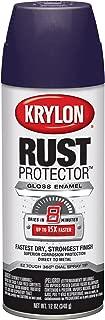 krylon K06901600 Rust Protector and Preventative Enamels Gloss, Purple