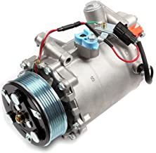 ECCPP Compatible fit for AC Compressor with Clutch 4920AC K38810RWCA03 fit Honda Civic CRV Acura ILX RDX 2.3L 2.4L Compressors
