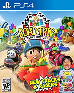 RACE WITH RYAN ROAD TRIP DELUXE EDITION [E]