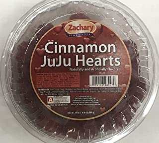 Best cinnamon jelly hearts candy Reviews