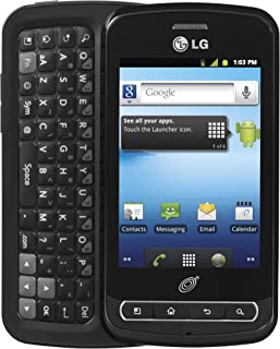 LG Optimus Q Android Prepaid Phone (Net10)