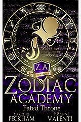 Zodiac Academy 6: Fated Throne Kindle Edition