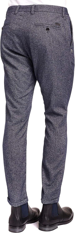 Gaudi jeans 921BU25018 Pantalon Man Bleu