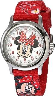 Kids' W001917 Minnie Mouse Analog Display Analog Quartz...