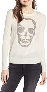 Miss CP Skull Cashmere Sweater