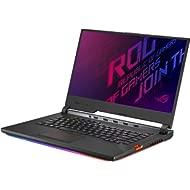 "Asus ROG Strix Scar III (2019) Gaming Laptop, 15.6"" 240Hz IPS Type FHD, NVIDIA GeForce RTX 2060,..."