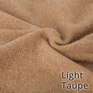 Neotrims Soft Jersey, Knit Purl Brushed Fabric, 26 Colors Baby Photography, Backdrop, Luxurious Velour Mohair Handle and Look, Great Drape, Perfect for Photography Nackdrops and Dress Making.