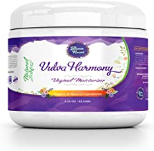 Vulva Balm Cream - Vaginal Moisturizer - Organic & Natural - Intimate Skin Cream - Estrogen Free Treatment - Helps Reduce Vaginal Dryness & Itching - Vulva Harmony