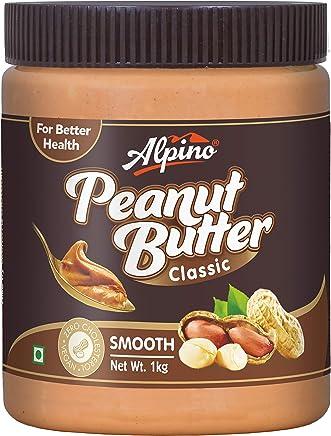 Alpino Smooth Peanut Butter, 1kg
