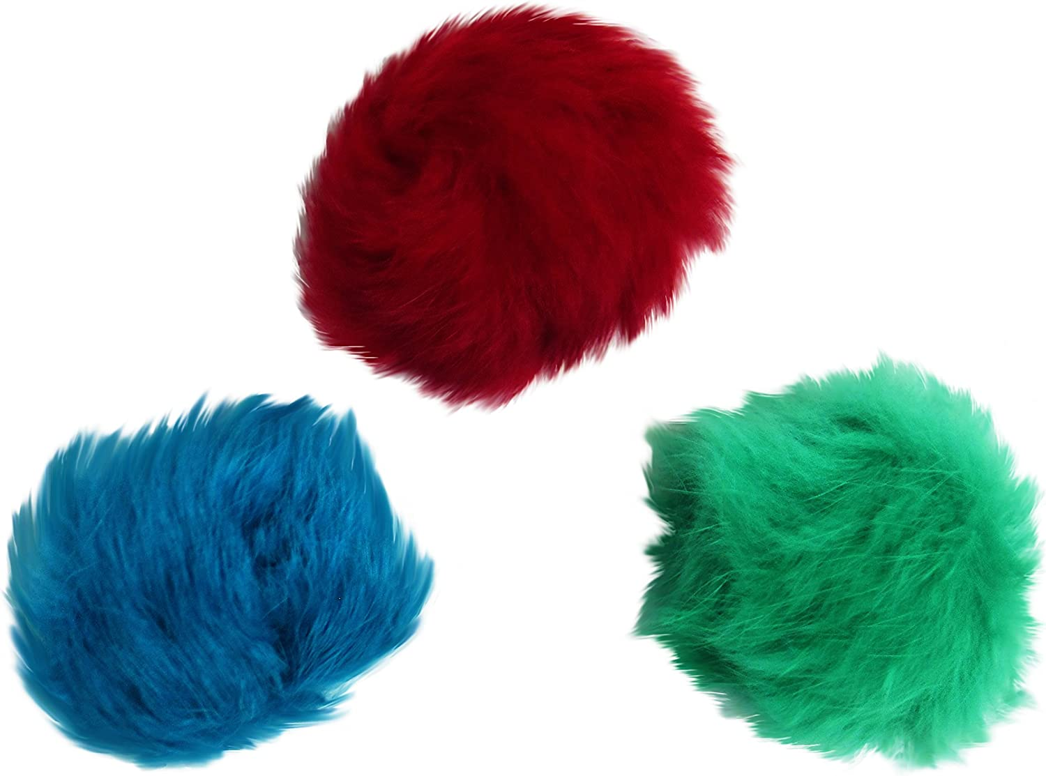 3 Genuine Free Shipping Count of Bat Arounds: Fur Da Cat from Bird Toy Max 52% OFF Ball