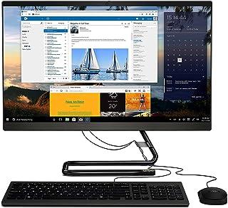 2021 Lenovo IdeaCentre 3 24 Business AIO 23.8 pulgadas FHD todo en uno, Hexa-Core AMD Ryzen 5 4500U (Beats i5-1035G1), 16G...