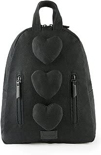 7 A.M. Children, Toddler, Kid's Mini Hearts Cotton, Black