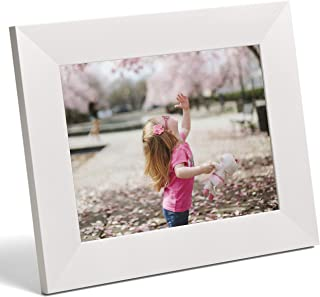 """Aura Digital Photo Frame, 10"""" HD Display New 2019, 2048 x 1536 Resolution with Free Cloud Storage, Oprah`s Favorite Things List 2X, Sawyer Mica WiFi Picture Frame"""