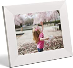 """Aura Digital Photo Frame, 10"""" HD Display New 2019, 2048 x 1536 Resolution with Free Cloud Storage, Oprah's Favorite Things List 2X, Sawyer Mica WiFi Picture Frame"""