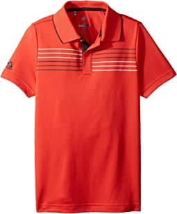 adidas Golf Kids Merch Polo (Big Kids)