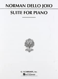 norman dello joio suite for piano