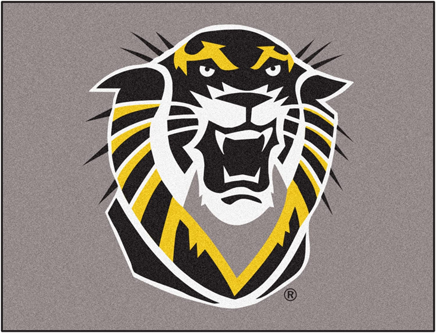FANMATS NCAA Fort Hays State University Tigers Nylon Face AllStar Rug