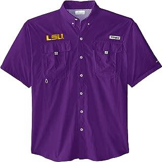 NCAA Mens Collegiate Bahama Short Sleeve Shirt