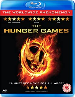 Die Tribute von Panem   The Hunger Games [Blu Ray] (IMPORT) (Keine deutsche Version)
