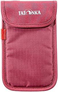 Handyhülle Tatonka Smartphone Case   Schutzhülle fürs Handy mit Klettverschluss Deckel und Gürtelschlaufe