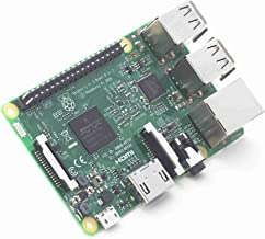 Raspberry Pi 3-MODB-1GB Motherboard (Black)