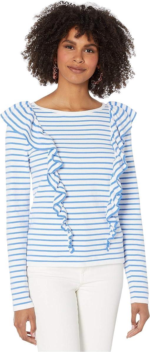 Bennet Blue Beach Stripe