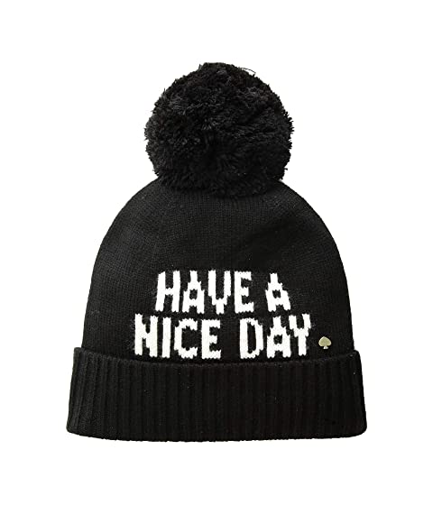 Kate Spade New York Have A Nice Day Beanie At Luxury