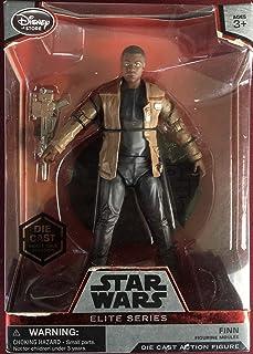 Disney Star Wars The Force Awakens Elite Finn Exclusive 6.5-Inch Diecast Figure