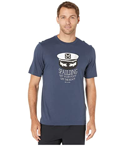 TravisMathew Spaulding Top (Mood Indigo) Men