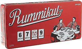 "Pressman Goliath 1410-06 Rummikub Retro Tin Toy, Multicolor, 5"""